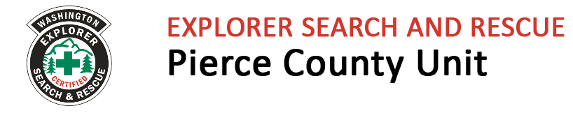Pierce County Explorer Search and Rescue